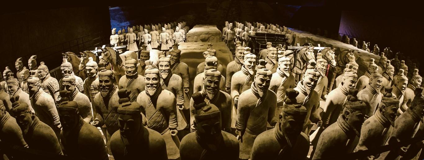 الجيش الطيني