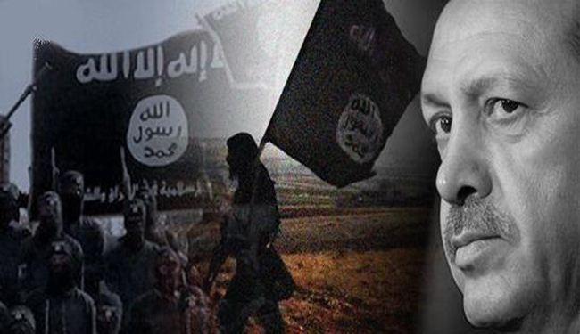 تركيا-داعش